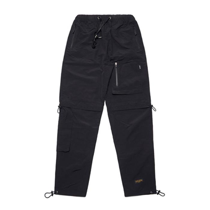 STIGMA STGM TECH STRING JOGGER PANTS BLACK - 풋셀스토어