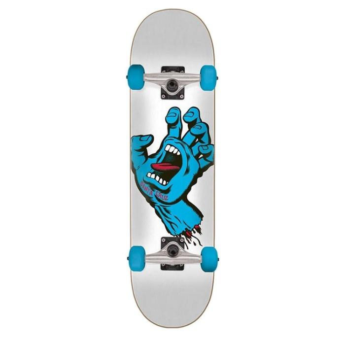산타크루즈 스케이트보드 SCREAMING HAND COMPLETE 8.0 X 31.6 - 풋셀스토어