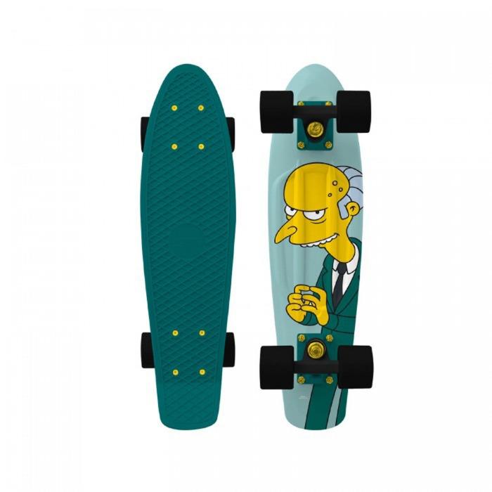 페니 22인치 크루저보드 The Simpsons - Excellent - 풋셀스토어