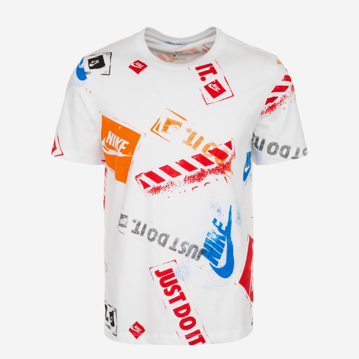 나이키 NSW 리믹스5 반팔티 BQ0326-100 티셔츠 - 풋셀스토어