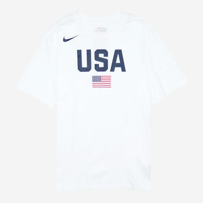 나이키 USA 국가대표 드라이핏 반팔티 AV4352-100 티셔츠 - 풋셀스토어