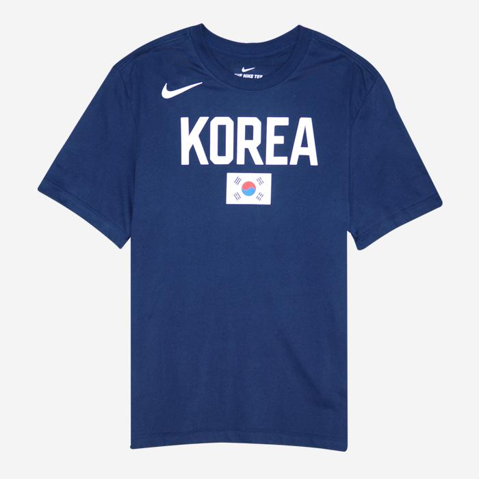 나이키 KOREA 국가대표 드라이핏 반팔티 BQ3739-451 티셔츠 - 풋셀스토어