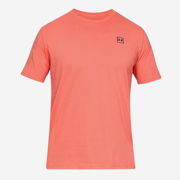 언더아머 퍼수트 오브 빅토리 레프트 체스트 반팔티 1329622-811 티셔츠 - 풋셀스토어