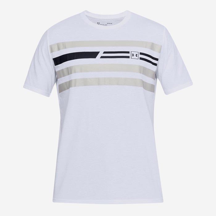 언더아머 아이콘 반팔티 1329619-100 티셔츠 - 풋셀스토어