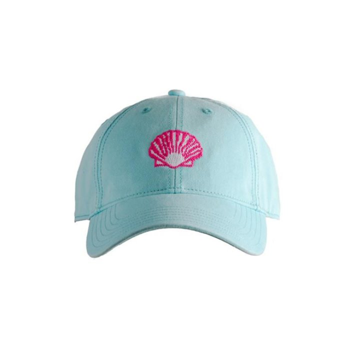 하딩레인 Adult`s Hats Scallop on Aqua - 풋셀스토어