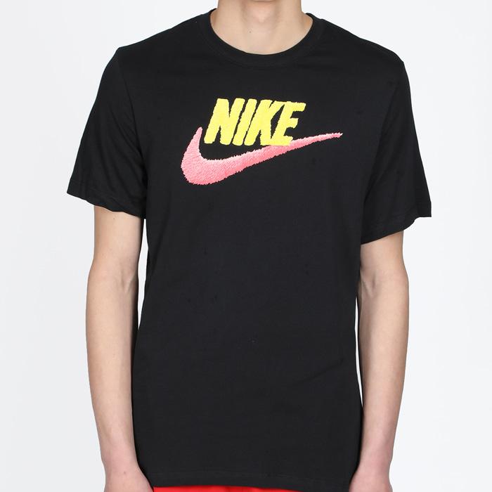 나이키 NSW 퓨추라 로고 반팔티 AR4993-010 티셔츠 - 풋셀스토어