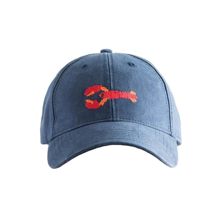 하딩레인 Adult`s Hats Lobster on Navy blue - 풋셀스토어