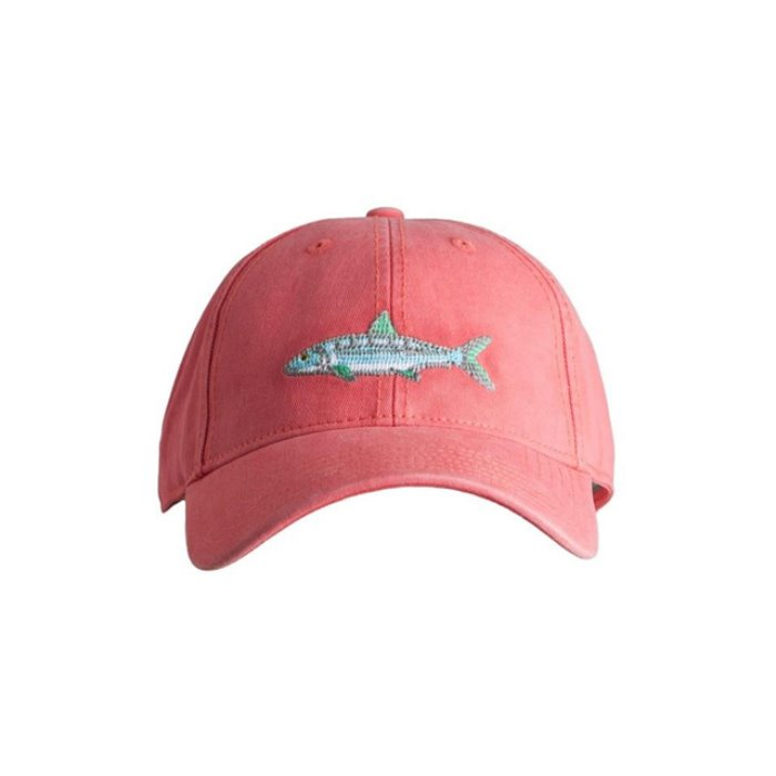 [하딩레인] Adult`s Hats Bluefish on Salmon Orange - 풋셀스토어