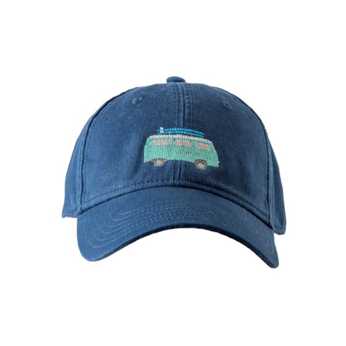 하딩레인 Adult`s Hats Surf Bus on Navy - 풋셀스토어