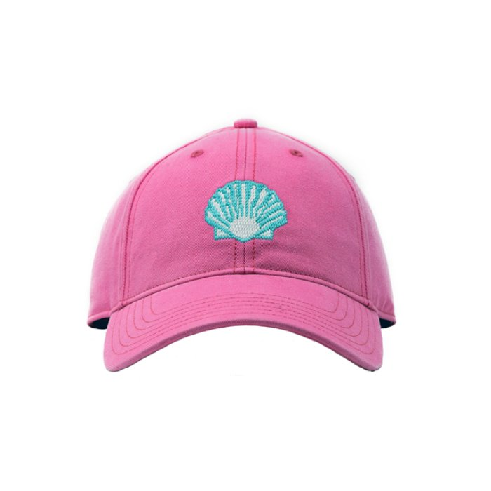 하딩레인 Adult`s Hats Scallop on Bright Pink - 풋셀스토어