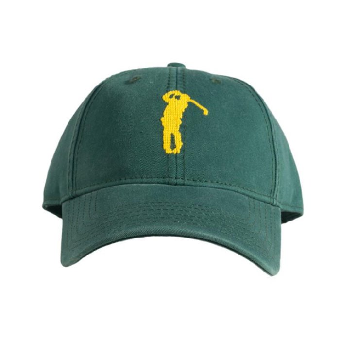 하딩레인 Adult`s Hats Golf on tee green - 풋셀스토어