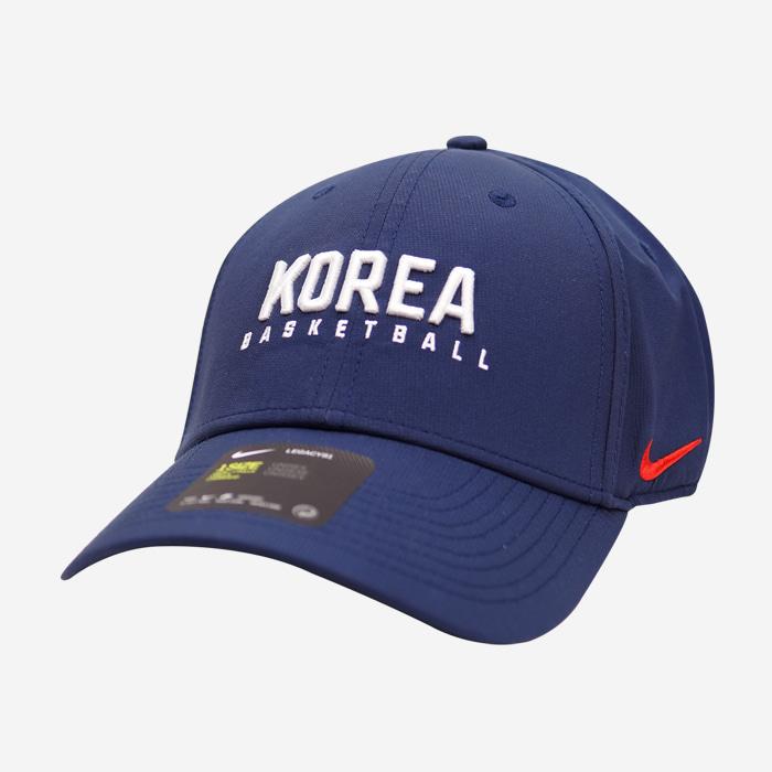 나이키모자 KOREA 국가대표 드라이핏 레거시 볼캡 CJ6104-451 - 풋셀스토어