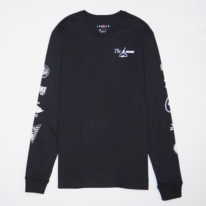 나이키 조던 THE MAN 긴팔티 BQ5535-010 티셔츠 - 풋셀스토어