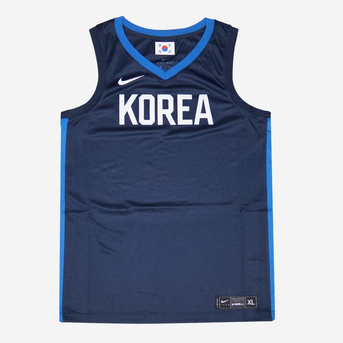 나이키 KOREA 국가대표 로드 저지 CJ6866-451 농구져지 - 풋셀스토어