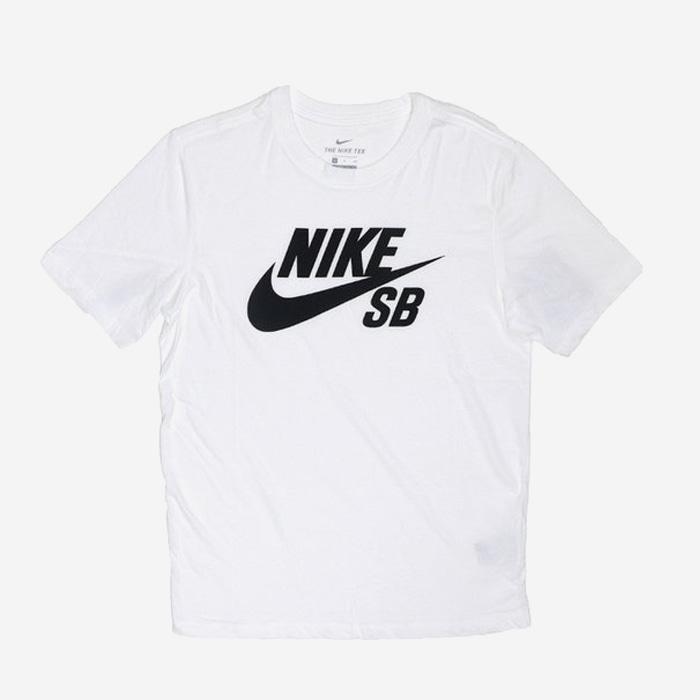 나이키 SB 드라이핏 로고 반팔티 AR4210-100 티셔츠 - 풋셀스토어