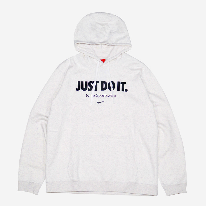 나이키 NSW JUST DO IT 후드티 CI5568-051 티셔츠 - 풋셀스토어