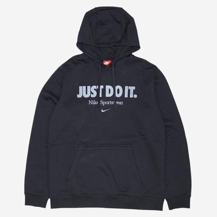 나이키 NSW JUST DO IT 후드티 CI5568-010 티셔츠 - 풋셀스토어