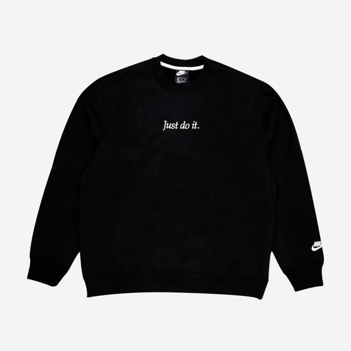 나이키 NSW JDI 플리스 헤비 맨투맨 CD0415-010 티셔츠 - 풋셀스토어