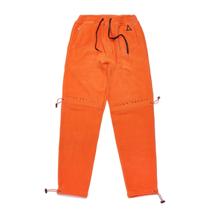 스티그마TRIANGLE FLEECE JOGGER PANTS ORANGE - 풋셀스토어