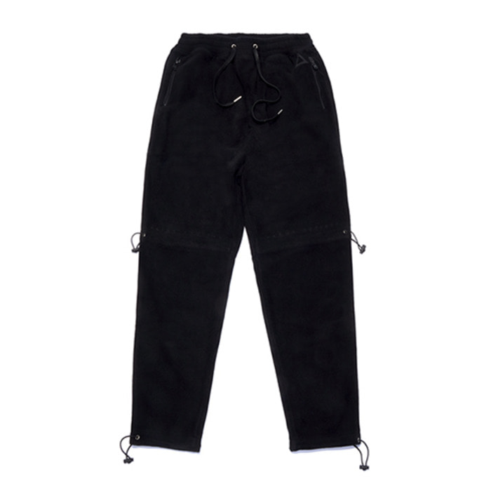 스티그마TRIANGLE FLEECE JOGGER PANTS BLACK - 풋셀스토어