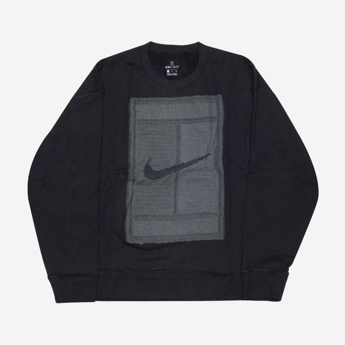 나이키 코트 리버시블(양면) 플리스 맨투맨 AT4369-010 티셔츠 - 풋셀스토어