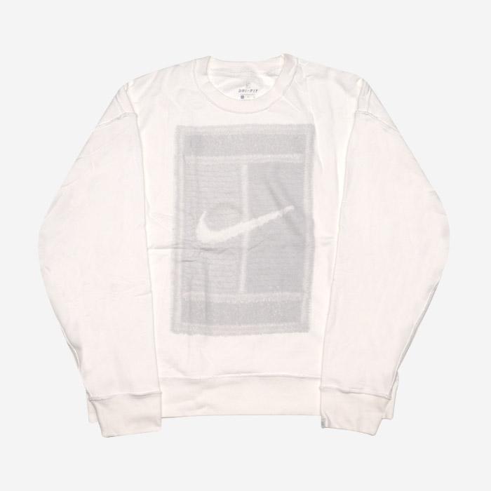 나이키 코트 리버시블(양면) 플리스 맨투맨 AT4369-100 티셔츠 - 풋셀스토어