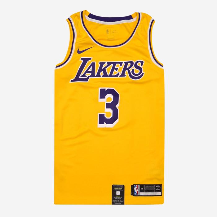 나이키 NBA LA 레이커스 앤써니 데이비스 스윙맨 져지 AA7099-742 농구저지 - 풋셀스토어