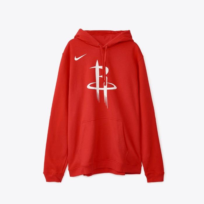 나이키 NBA 휴스턴 로케츠 로고 플리스 후드티 AV0334-657 티셔츠 - 풋셀스토어