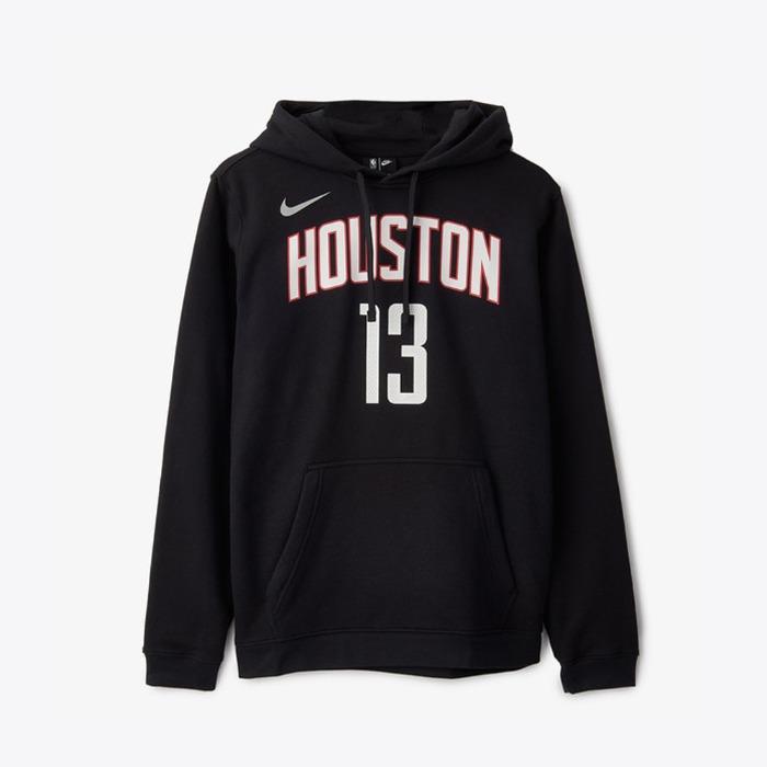 나이키 NBA 휴스턴 로케츠 제임스 하든 후드티 AV0394-010 티셔츠 - 풋셀스토어