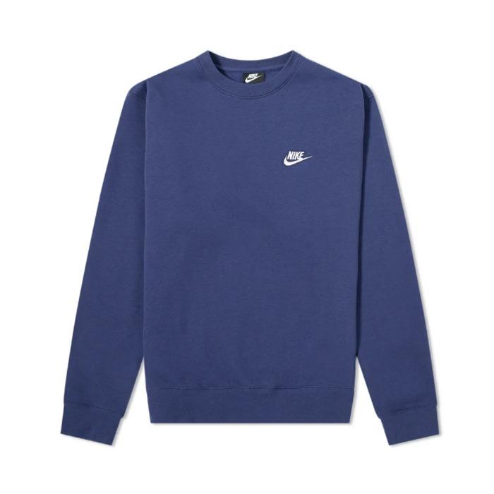 나이키 NSW 클럽 BB 맨투맨 BV2662-410 티셔츠 - 풋셀스토어