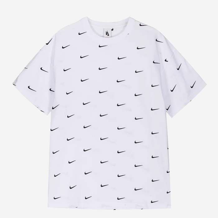 나이키랩 NRG 스우시 로고 반팔티 CK4094-100 티셔츠 - 풋셀스토어