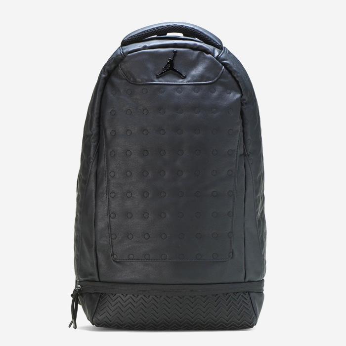 나이키 조던13 블랙캣 한정 백팩 9A1898-023 가방 - 풋셀스토어