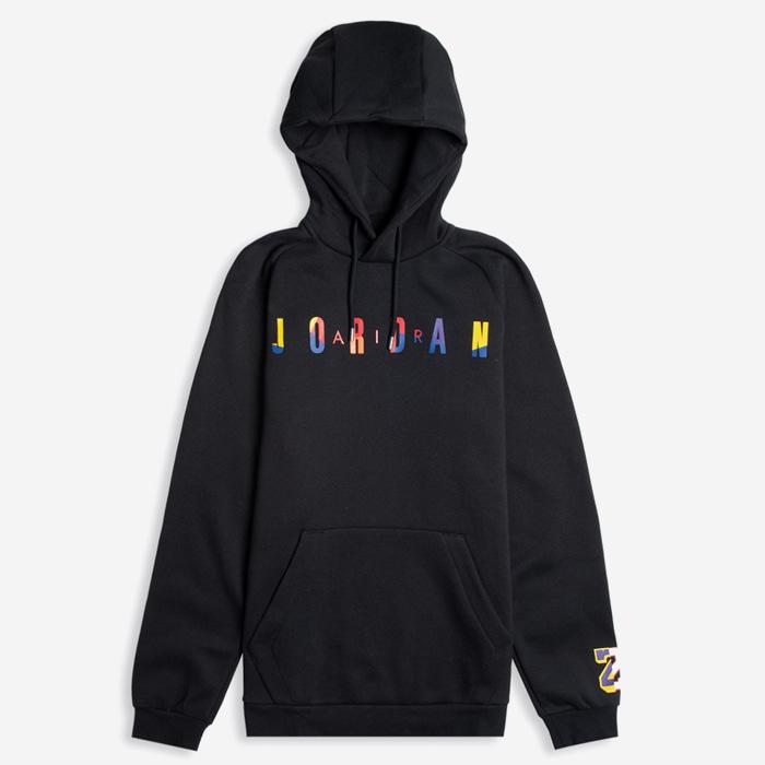 나이키 조던 DNA 플리스 후드티 AT9981-010 티셔츠 - 풋셀스토어