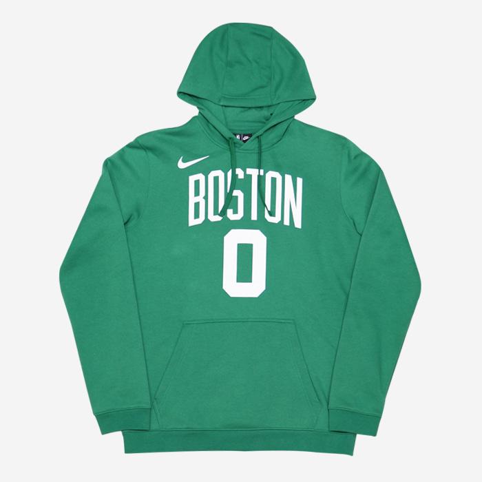 나이키 NBA 보스턴 셀틱스 제이슨 테이텀 후드티 AV0378-313 티셔츠 - 풋셀스토어