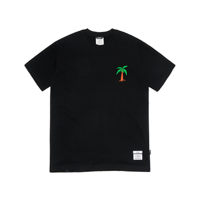 스티그마SMOKE BEAR T-SHIRTS BLACK - 풋셀스토어