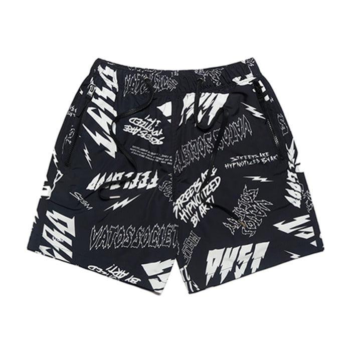 스티그마GRAFFITI SHORT PANTS PATTERN - 풋셀스토어
