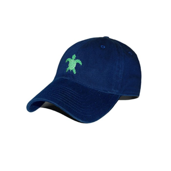 [Smathers&Branson]Adult`s Hats SeaTurtle on Navy - 풋셀스토어
