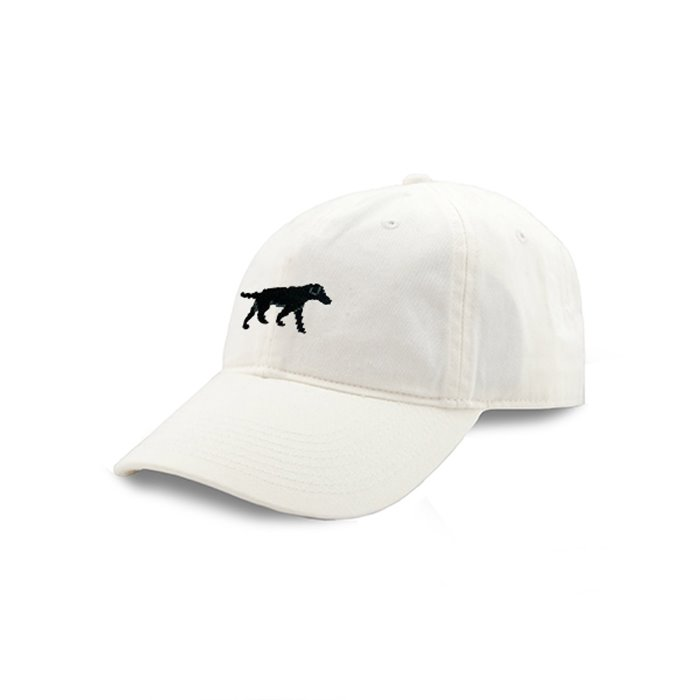 [Smathers&Branson]Adult`s Hats Black Lab on White - 풋셀스토어