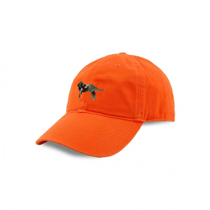 [Smathers&Branson]Adult`s Hats Camo Retriver on Orange - 풋셀스토어