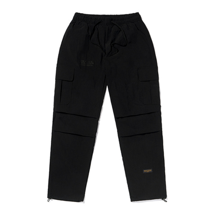 스티그마VSC WIDE CARGO JOGGER PANTS BLACK - 풋셀스토어
