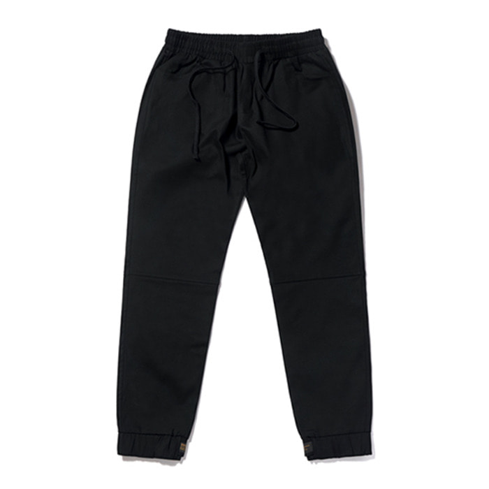 스티그마BLUM BENDING JOGGER PANTS BLACK - 풋셀스토어