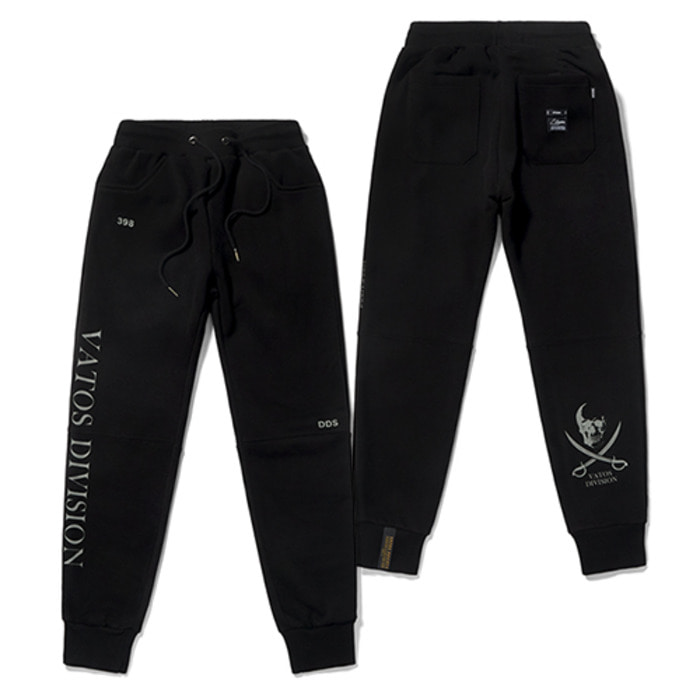 스티그마DDS HEAVY SWEAT JOGGER PANTS BLACK - 풋셀스토어