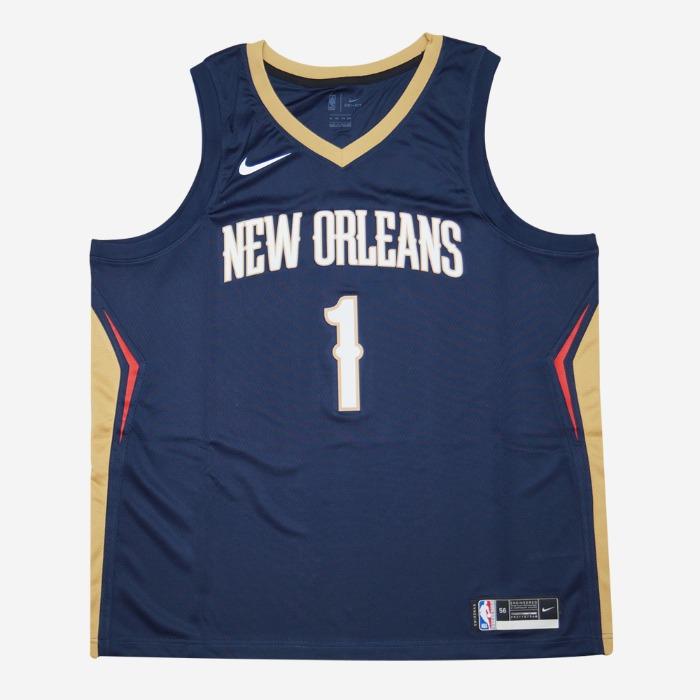 나이키 NBA 자이언윌리엄스 아이콘 에디션 2020 스윙맨 저지