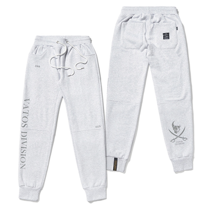 스티그마DDS HEAVY SWEAT JOGGER PANTS GREY - 풋셀스토어