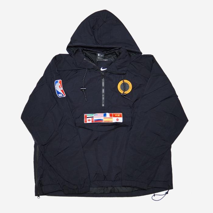 나이키 팀 31 코트사이드 자켓