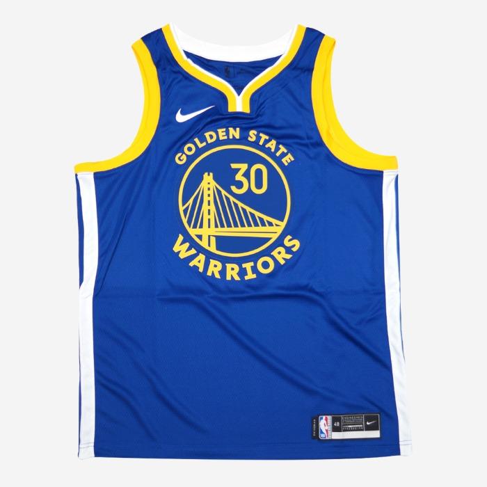 나이키 NBA 스테판 커리 아이콘 에디션 2020 스윙맨 저지