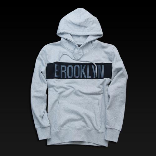 아잇(AIGHT) 브룩클린 후드티(그레이), AIGHT BROOKLYN HOODY
