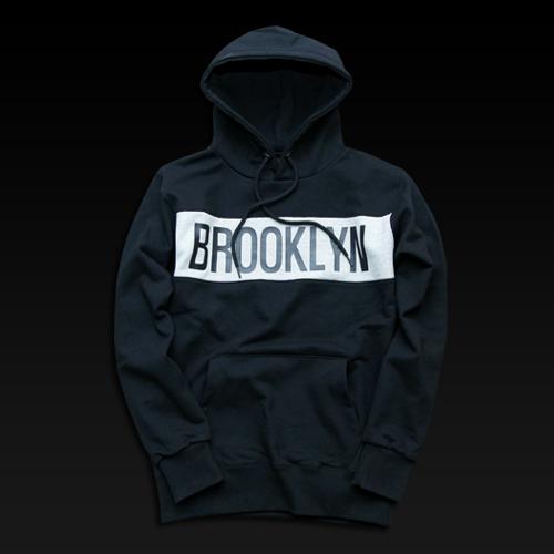 아잇(AIGHT) 브룩클린 후드티(검회), AIGHT BROOKLYN HOODY BLACK
