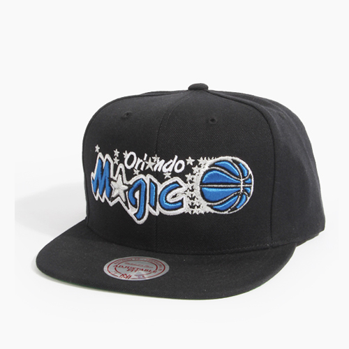 [미첼엔네스 스냅백] M&N NBA NZ979 TPC Magic (Black)