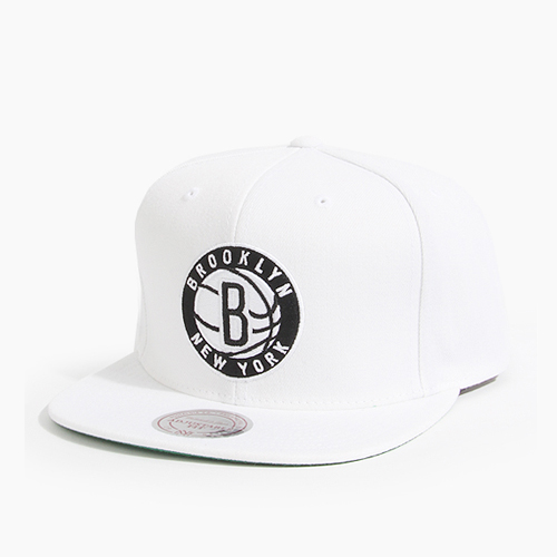 [미첼엔네스 스냅백] M&N NBA NL99Z TSC Nets(White)